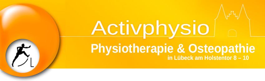 activphysio - Osteopathie Physiotherapie Praxis Lübeck
